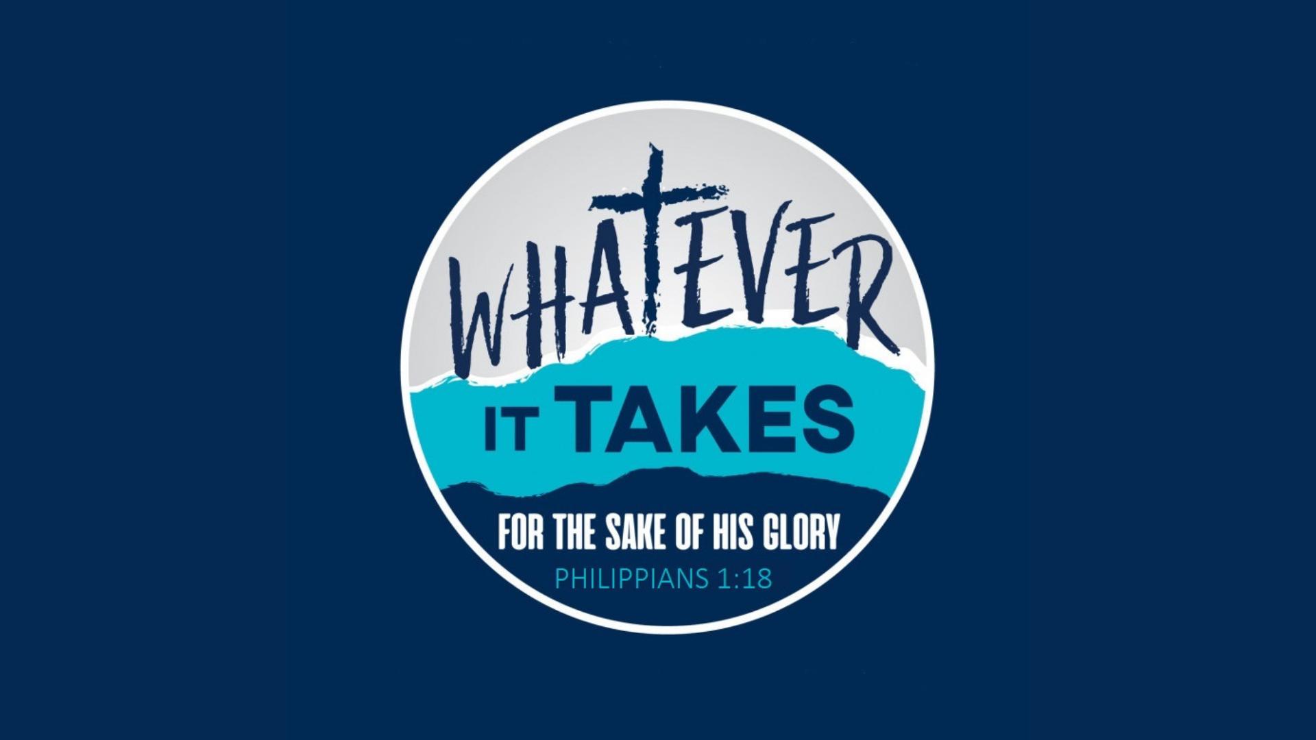 Whatever it takes logo